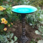 Hanging Bird Bath DIY