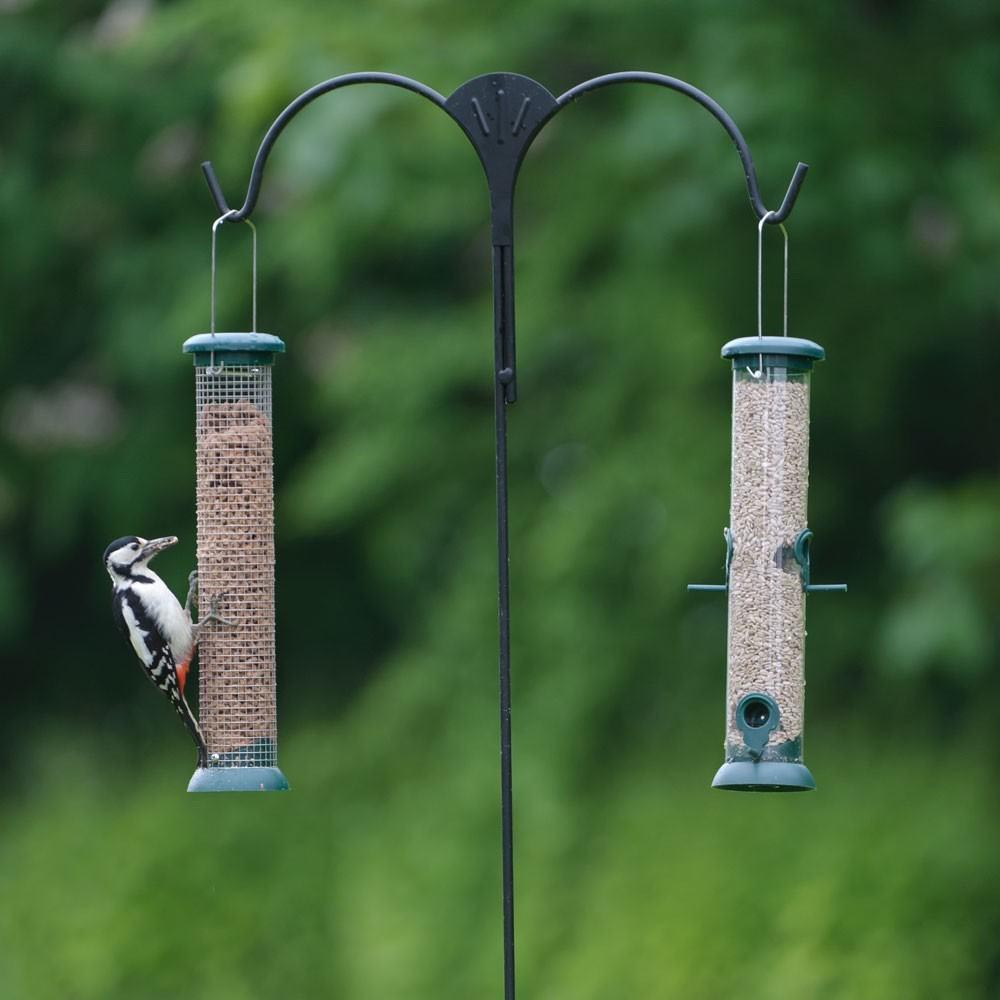 Hanging Bird Feeder Pole