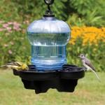 Hanging Bird Water Feeder
