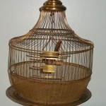Hendryx Bird Cage Antique