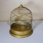 Hendryx Bird Cage Vintage