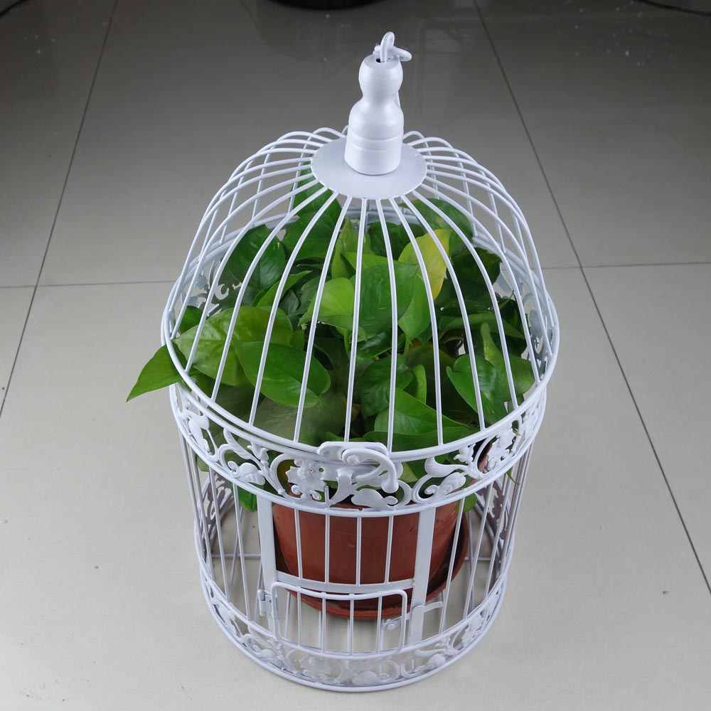Home Decor Bird Cage Metal