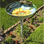 Homemade Bird Bath Dripper