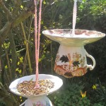 Homemade Bird Bath Heater