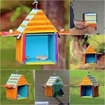Homemade Bird Houses how to Make