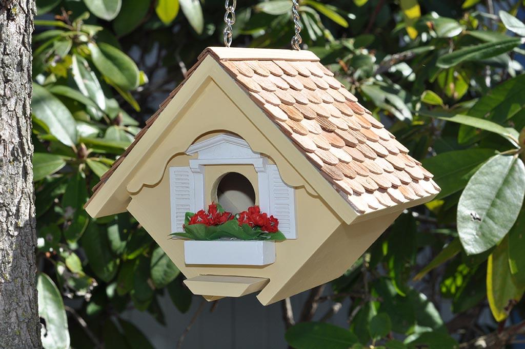 House Wren Bird House