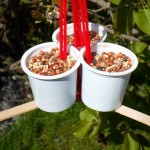 Kid Craft Bird Feeder