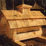 Large Bird Feeder Plans