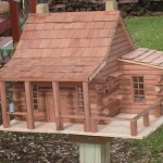Large Bird House Kits