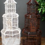 Large Decorative Bird Cage