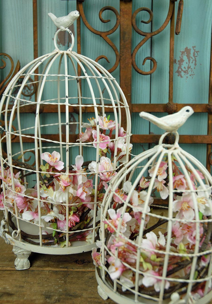 Large Decorative Bird Cages
