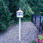 Large Gazebo Bird Feeder