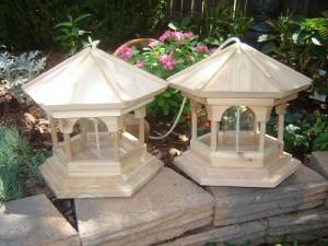 Free Gazebo Bird Feeder Plans Birdcage Design Ideas