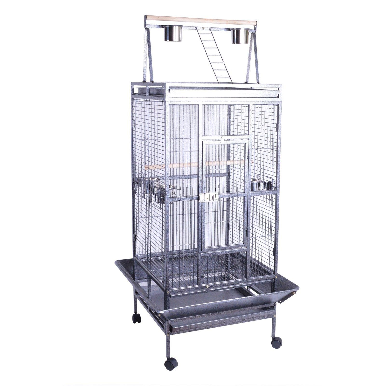 Large Metal Bird Cage
