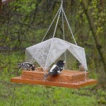 Large Platform Bird Feeders