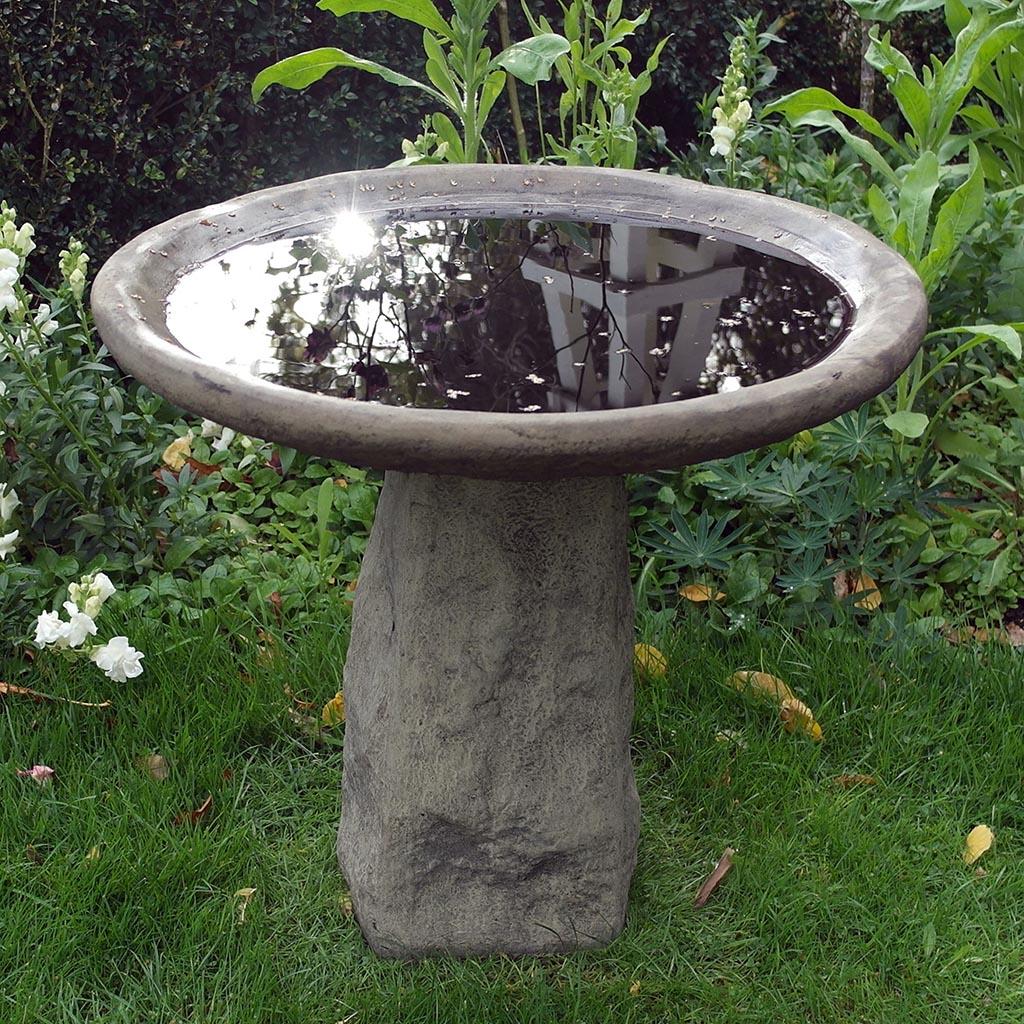 Large Stone Bird Baths