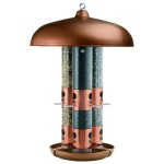 Large Tube Bird Feeders
