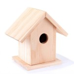 Large Wooden Bird House Kits