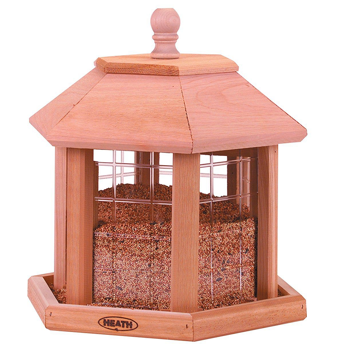 le Grande Gazebo Bird Feeder