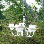 Make Teacup Bird Feeder