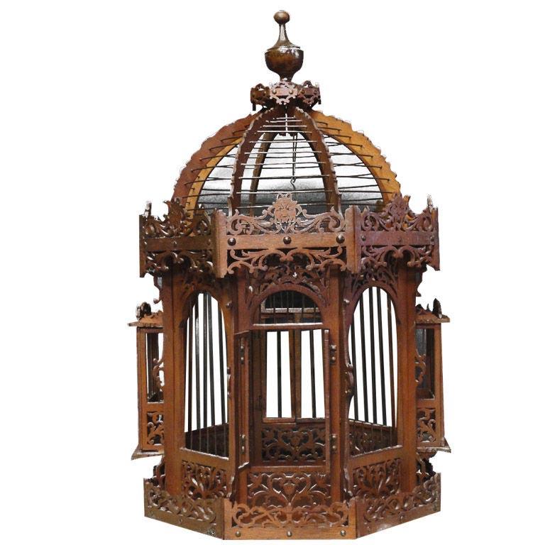 Marianna Victorian Bird Cage