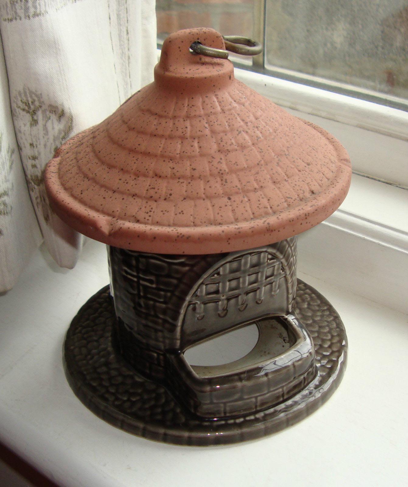Mason Cash Ceramic Bird Feeder