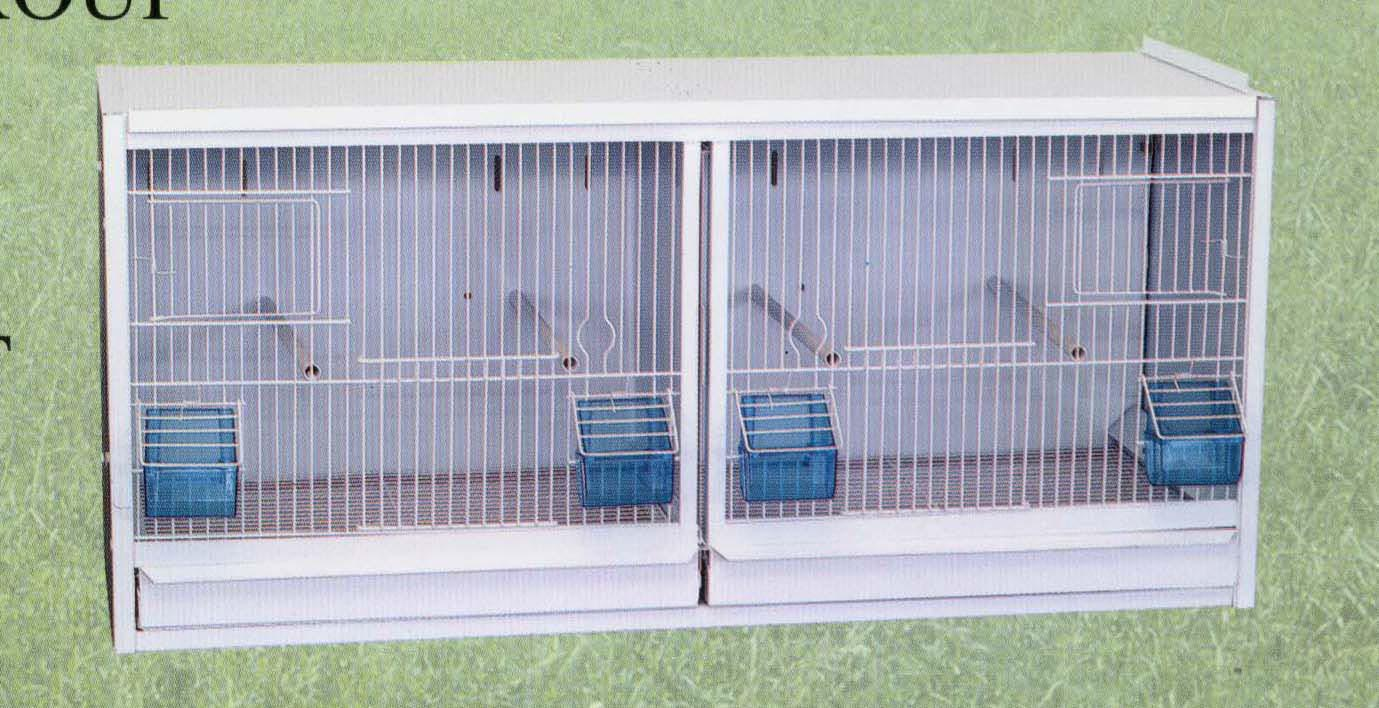 Metal Bird Breeding Cages