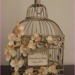 Metal Bird Cage Decoration