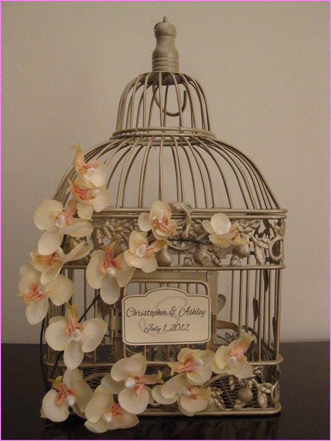 metal bird cage decoration birdcage design ideas. Black Bedroom Furniture Sets. Home Design Ideas