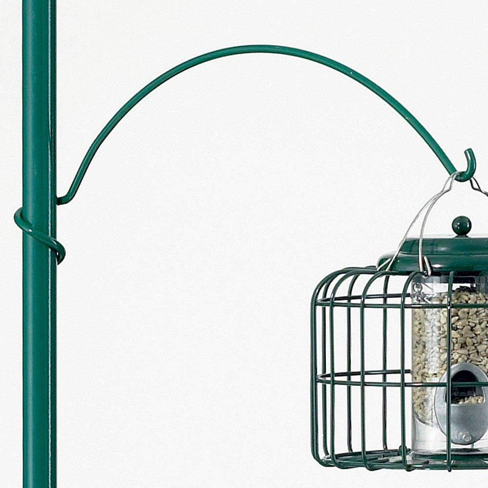 Metal Bird Feeder Stand