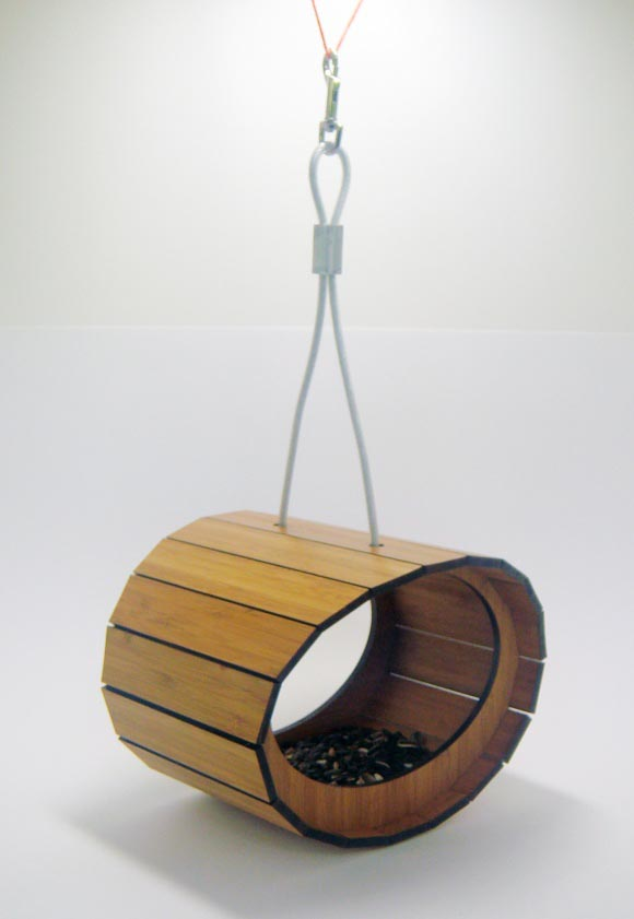 Modern Bird Feeder Designs