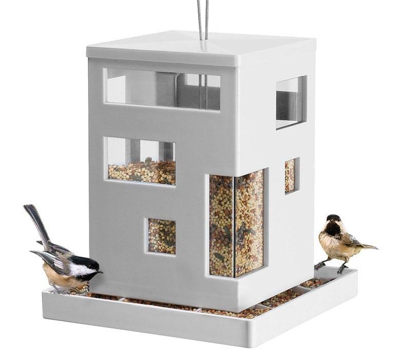 Modern Bird Feeder Plans