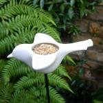 Modern Bird Feeder Stand