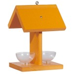 Oriole Bird Feeder Plans