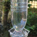 Plastic Water Bottle Bird Feeder