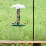 Railing Bird Feeder Hangers