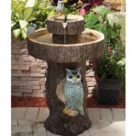 Replacement Top for Concrete Bird Bath