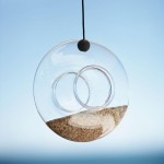 Round Glass Bird Feeders