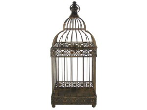 Small Metal Bird Cages
