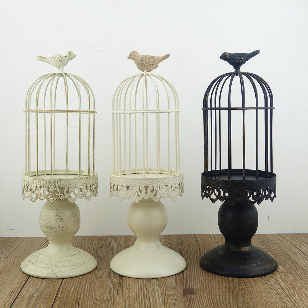 Small Metal Decorative Bird Cages