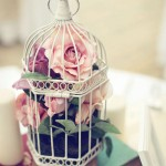 Small Vintage Bird Cages