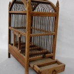 Small Wooden Bird Cages