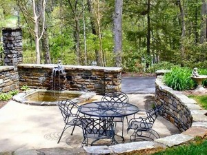 Stone Bird Baths B and Q