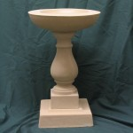 Stone Bird Tables Baths