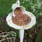 Teacup Bird Feeders Instructions
