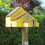 Unique Bird Houses Designs