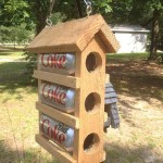 Unique Bird Houses DIY