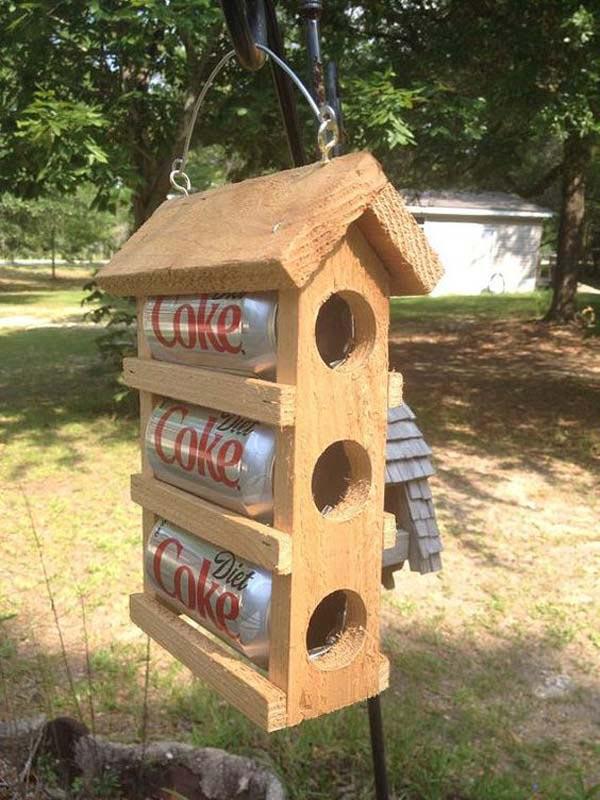 Unique Bird Houses DIY