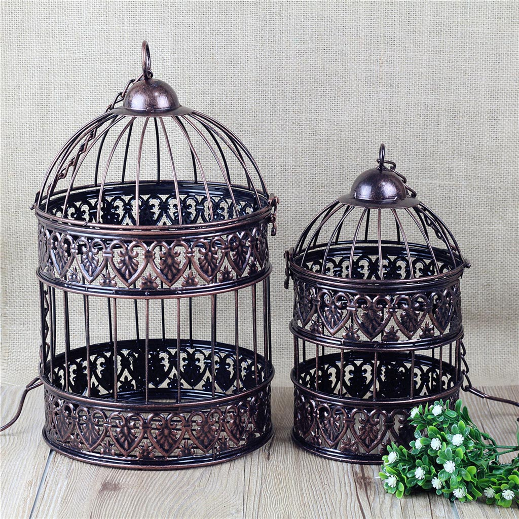 Victorian Bird Cage Decorative