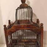 Victorian Dome Top Bird Cage